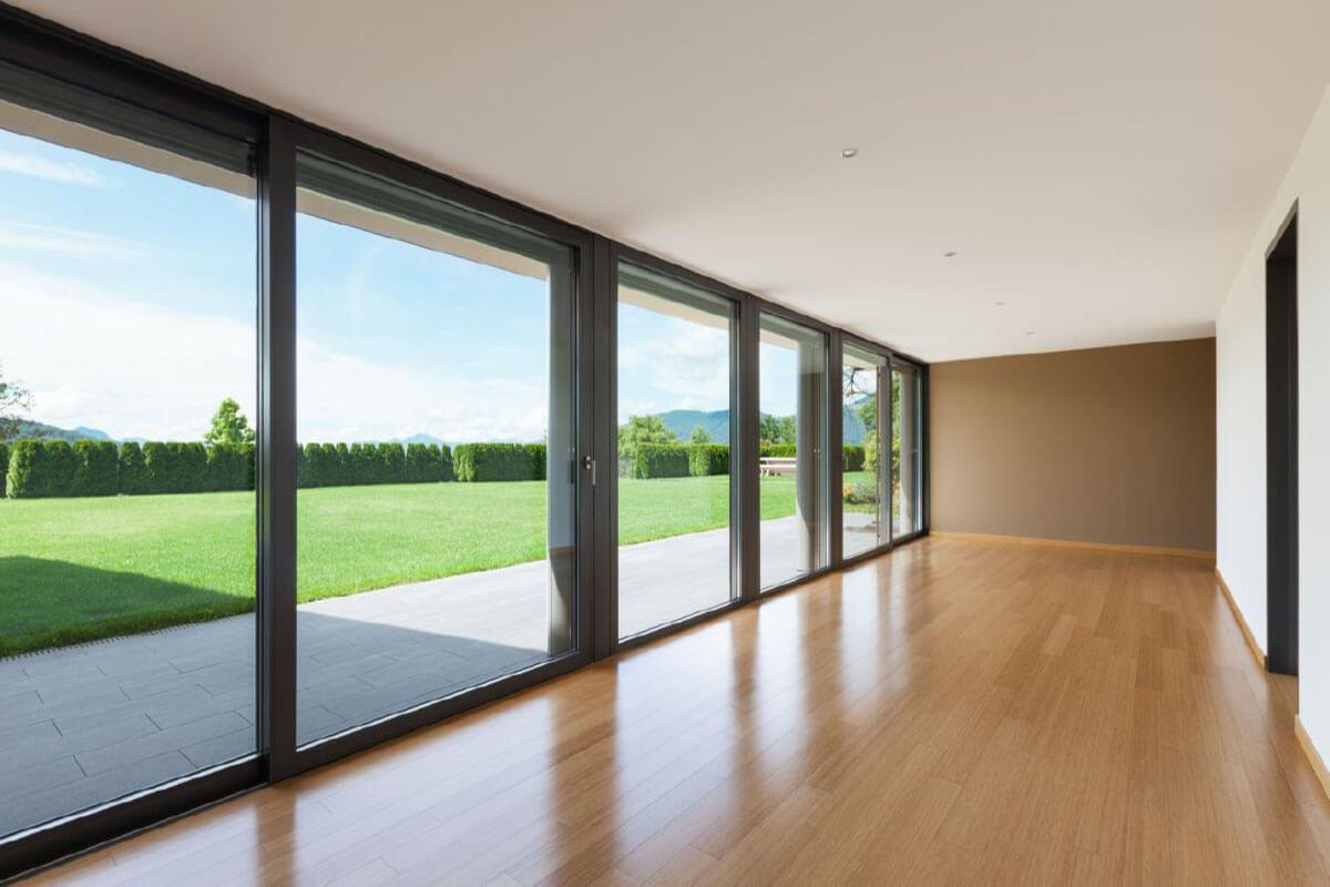 Aluminium Window Systems Leicestershire